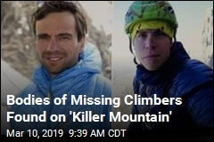 Bodies of Missing Climbers Found on 'Killer Mountain'