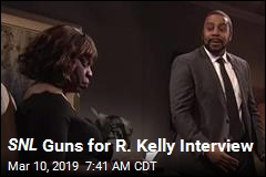 SNL Guns for R. Kelly Interview