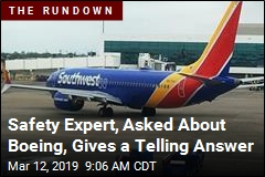 Safety Expert, Asked About Boeing, Gives a Telling Answer