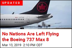 Canada Bans Boeing 737 Max Planes From Its Airspace