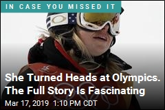 An Unusual Olympian. An Even Better Back Story