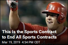 This Is the Sports Contract to End All Sports Contracts