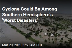 Cyclone Could Be Among Hemisphere's 'Worst Disasters'