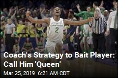 Coach's Strategy to Bait Player: Call Him 'Queen'