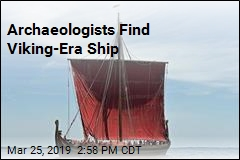 Archaeologists Find Viking-Era Ship