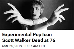 Experimental Pop Icon Scott Walker Dead at 76