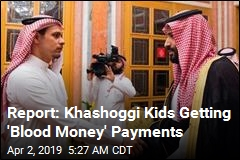 Report: Khashoggi Children Given Money, Homes by Saudi Government