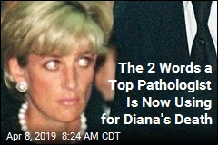 The 2 Words a Top Pathologist Is Now Using for Diana's Death