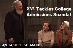 SNL Tackles College Admissions Scandal