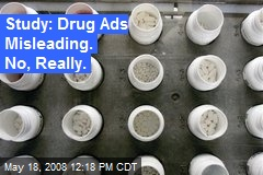 Study: Drug Ads Misleading. No, Really.
