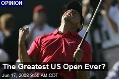 The Greatest US Open Ever?