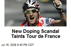 New Doping Scandal Taints Tour de France