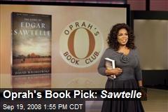 Oprah's Book Pick: Sawtelle