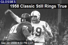 1958 Classic Still Rings True