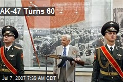 AK-47 Turns 60