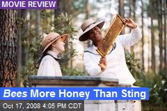 Bees More Honey Than Sting