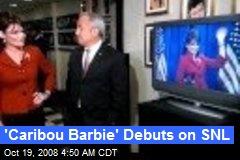 'Caribou Barbie' Debuts on SNL