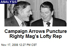 Campaign Arrows Puncture Righty Mag's Lofty Rep
