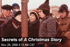 Secrets of A Christmas Story