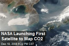 NASA Launching First Satellite to Map CO2