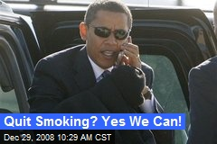 Quit Smoking? Yes We Can!