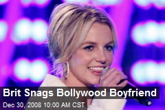 Brit Snags Bollywood Boyfriend