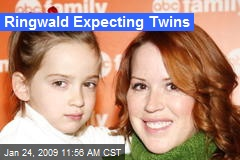 Ringwald Expecting Twins