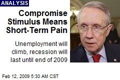 Compromise Stimulus Means Short-Term Pain