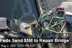 Feds Send $5M to Repair Bridge