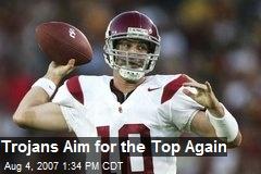 Trojans Aim for the Top Again