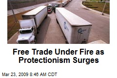 Free Trade Under Fire as Protectionism Surges