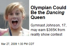 Olympian Could Be the Dancing Queen