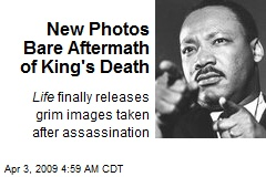New Photos Bare Aftermath of King's Death
