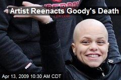 Artist Reenacts Goody's Death