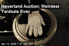 Neverland Auction: Weirdest Yardsale Ever