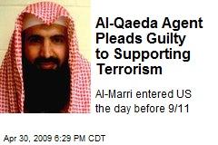 Al-Qaeda Agent Pleads Guilty to Supporting Terrorism