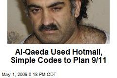 Al-Qaeda Used Hotmail, Simple Codes to Plan 9/11