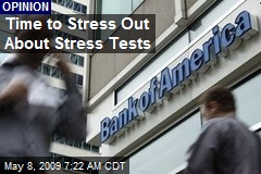 Time to Stress Out About Stress Tests