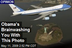 Obama's Brainwashing You With This Photo