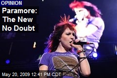 Paramore: The New No Doubt