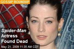 Spider-Man Actress Found Dead