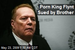 Porn King Flynt Sued by Brother