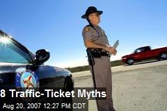 8 Traffic-Ticket Myths