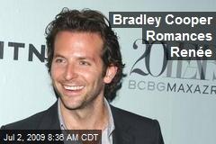 Bradley Cooper Romances Renée