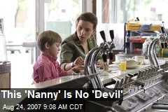 This 'Nanny' Is No 'Devil'