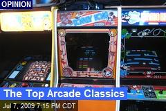 The Top Arcade Classics