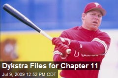 Dykstra Files for Chapter 11