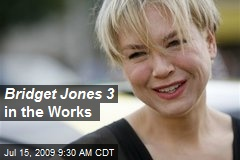 Bridget Jones 3 in the Works