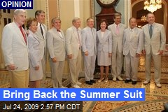 Bring Back the Summer Suit