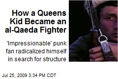 How a Queens Kid Became an al-Qaeda Fighter